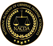 Top 10 Under 40 - National Academy of Criminal Defense Attorney
